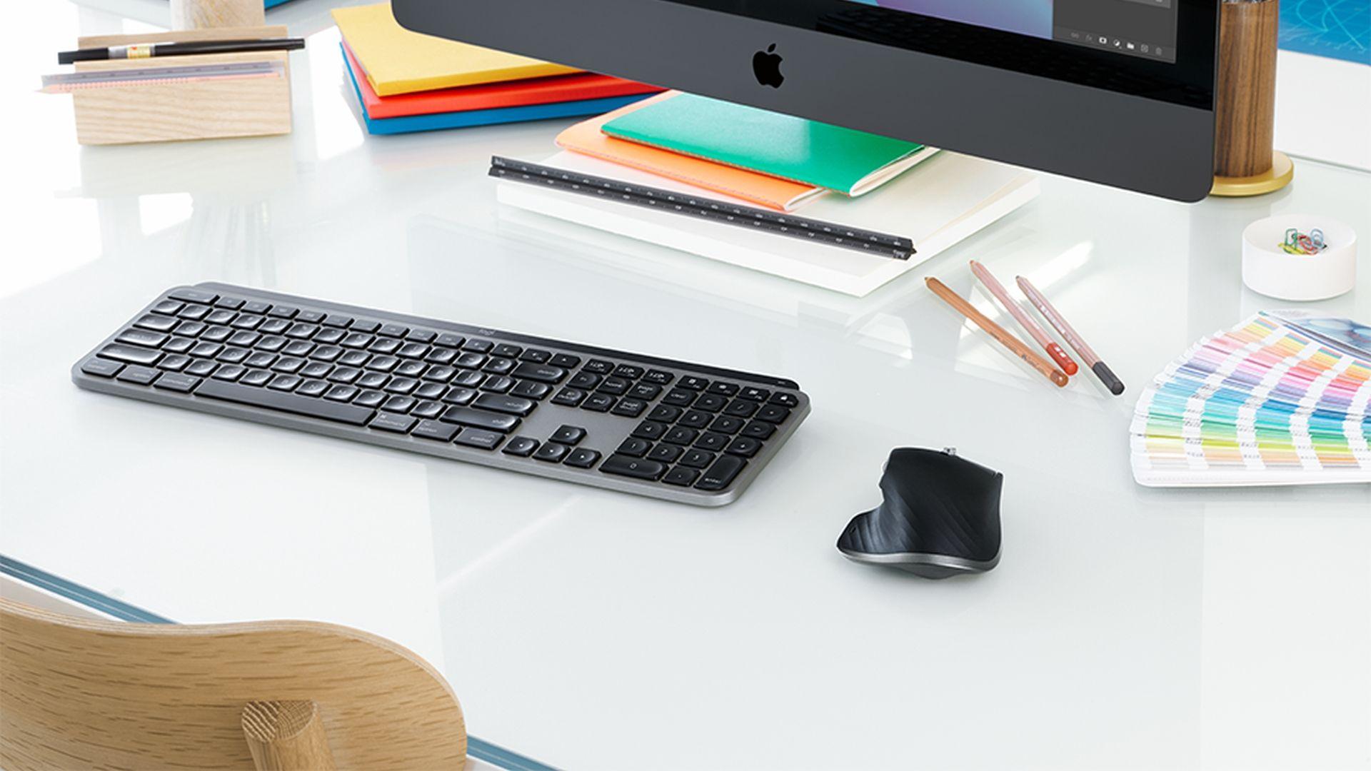 Dostępna klawiatura MX Keys i mysz MX Master 3 w wersji na iPada i Maca