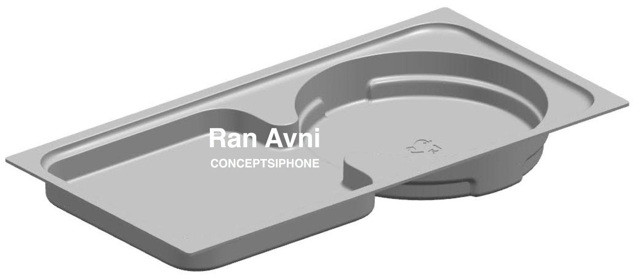 Prawdopodobny wygląd pudełka od iPhone'a 12