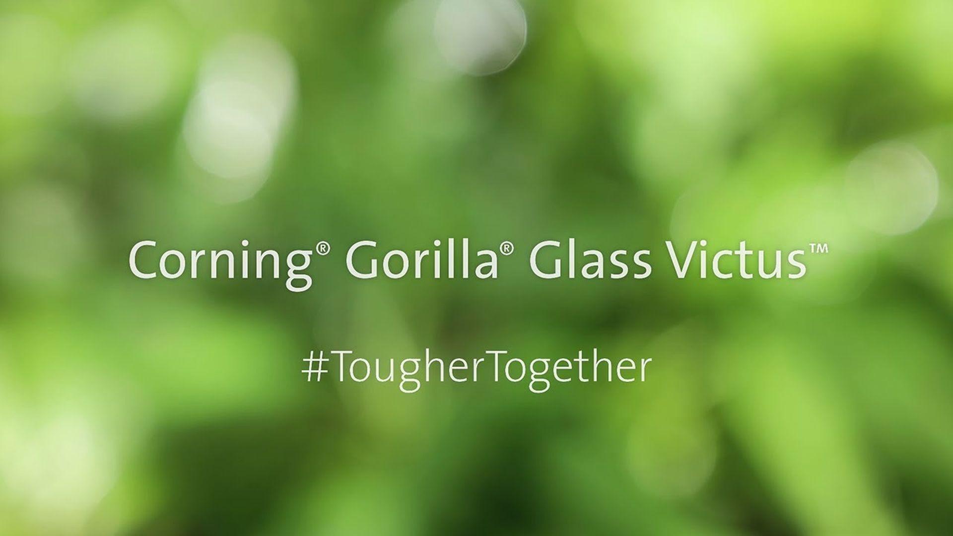 """Firma Corning pokazuje odporne na zarysowania """"Gorilla Glass Victus"""""""