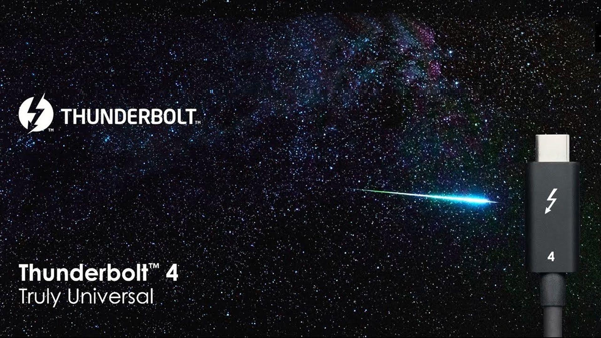 Kilka nowych Informacji od firmy Intel na temat Thunderbolt 4