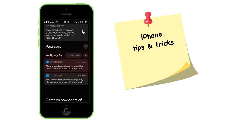 Jak korzystać z Centrum Powiadomień na iOS