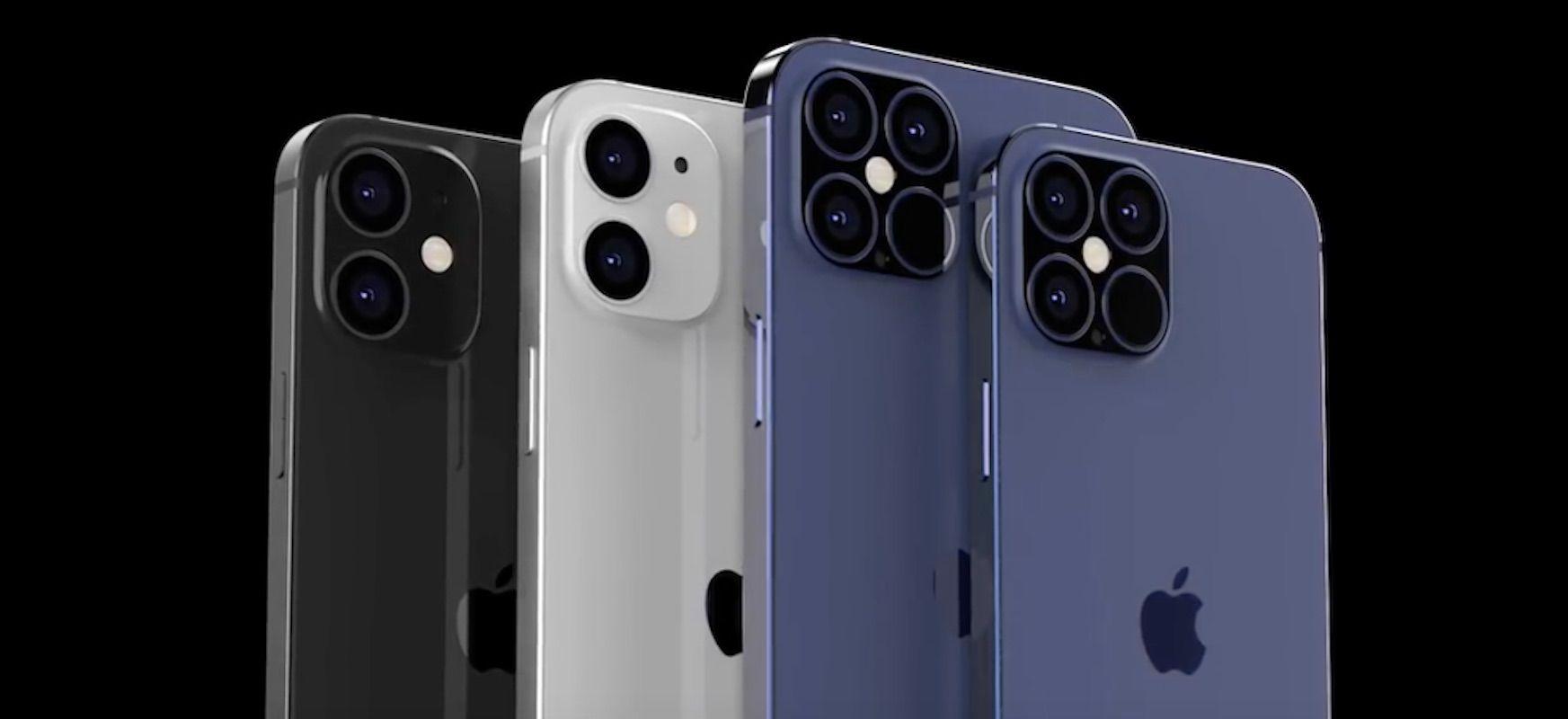 Porównanie wielkości iPhone'a 12 do iPhone'a SE i iPhone'a 7!