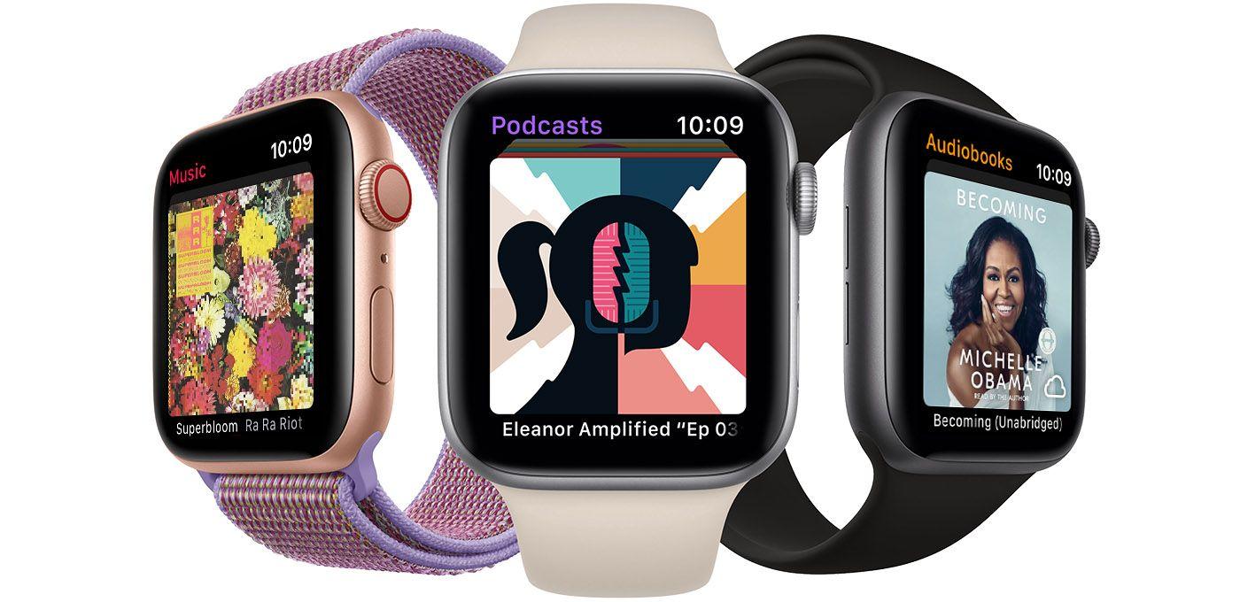 Apple Watch Series 6 z czujnikiem do monitorowania tlenu we krwi