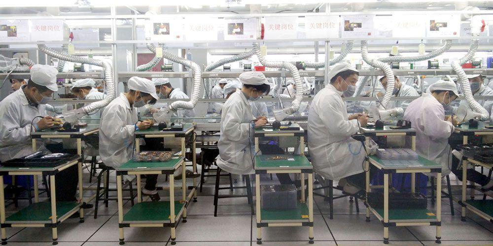 Foxconn rozważa otwarcie nowej fabryki w Meksyku