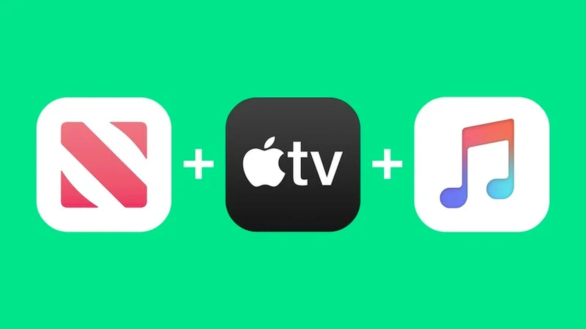 Informacje na temat nowego pakietu usług o nazwie Apple One