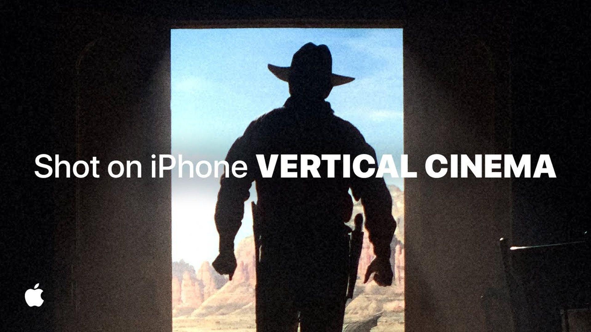 """Krótkometrażowy pionowy film z serii """"Shot on iPhone"""""""