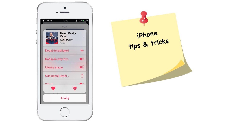Jak udostępnić muzykę na kilku iPhone'ach