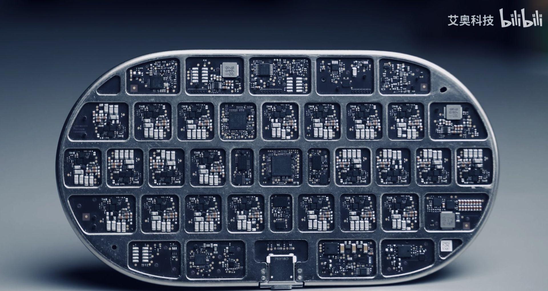 Tak prawdopodobnie wygląda wnętrze ładowarki AirPower