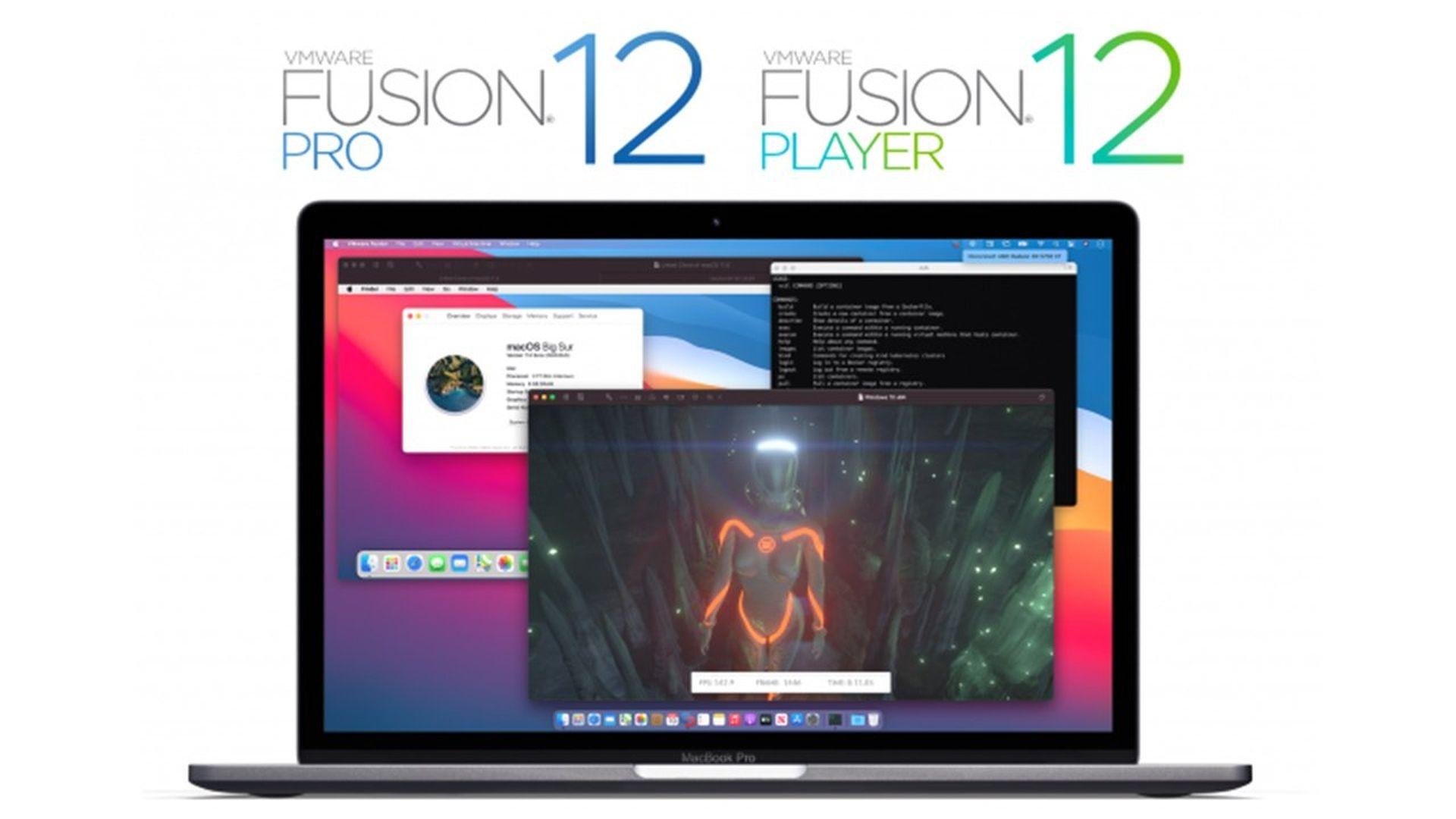 VMware ma dodać Fusion 12 z obsługą macOS Big Sur i eGPU