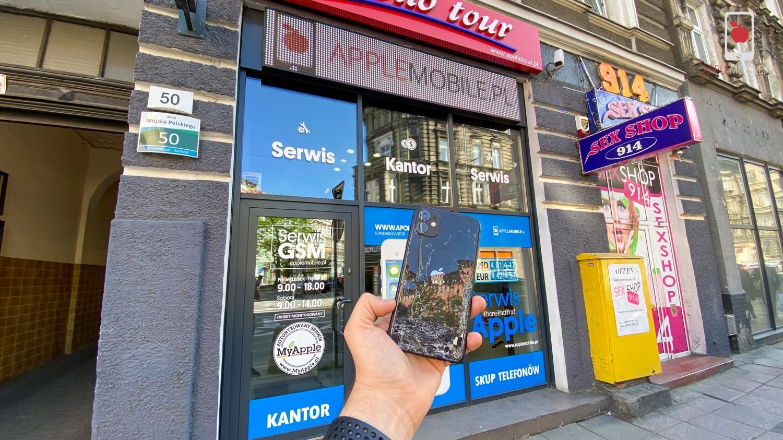 Serwis iPhone 11 w Szczecinie