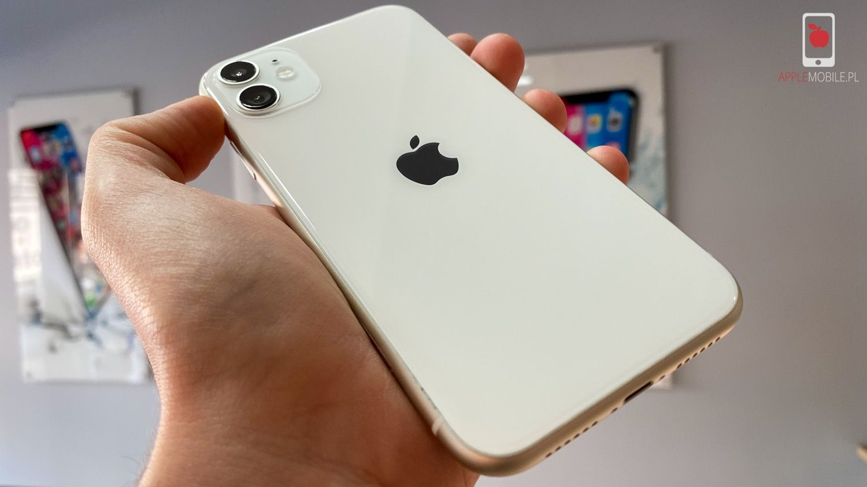 iPhone 11 po wymianie obudowy