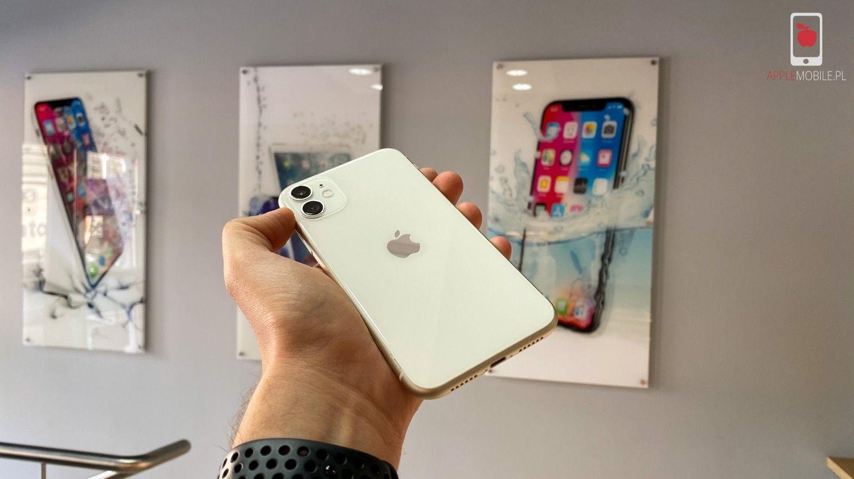Naprawa iPhone 11 Pro bez utraty ładowania indukcyjnego