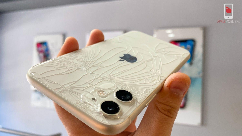 Zbita obudowa w iPhonie gdzie naprawić