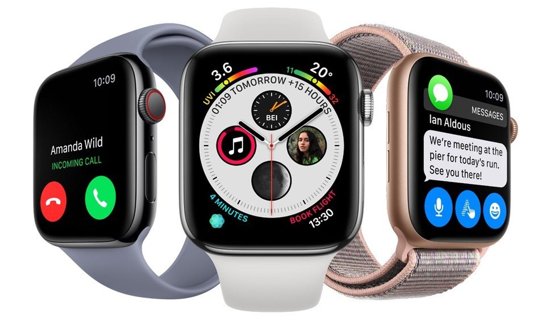 Zegarek Apple Watch zdominował rynek akcesoriów wearables w USA