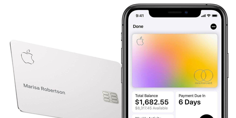 Program odroczonych płatności kartami Apple Card przedłużony do sierpnia