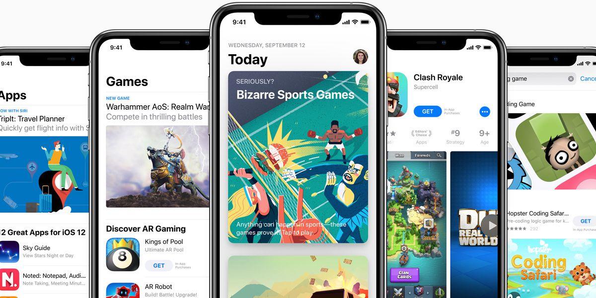 Apple usuwa 30 000 aplikacji z chińskiego App Store