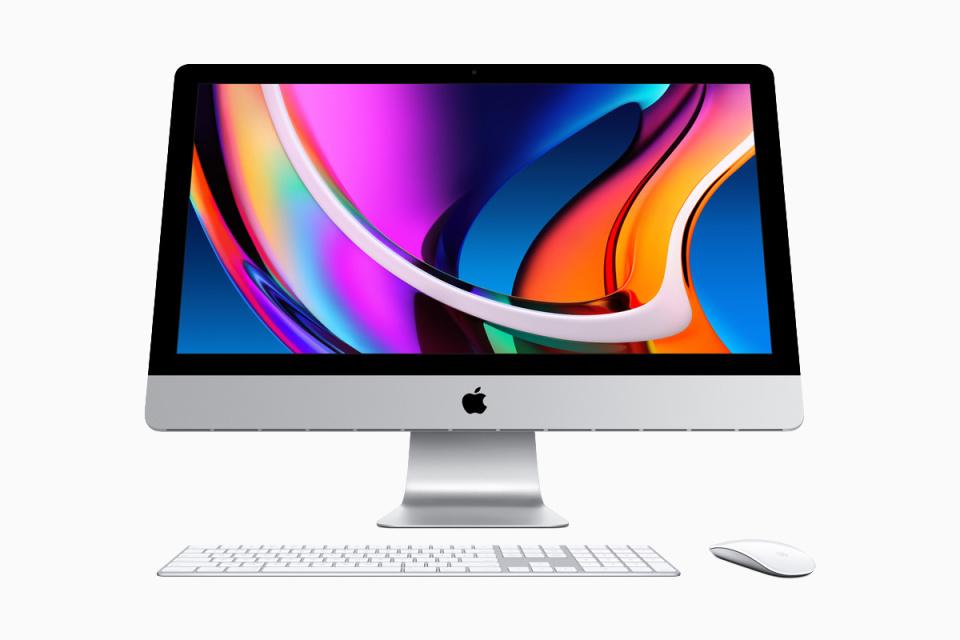 Apple aktualizuje 27-calowego iMaca o nowe procesory i dyski SSD