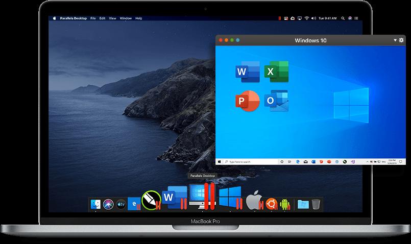 Parallels Desktop został ulepszony, aby szybciej działaćz macOS Big Sur