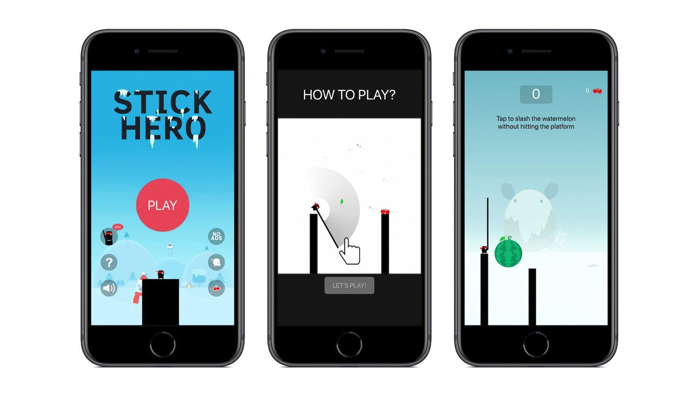 Wspominki – zestawienie gier studia Ketchapp prosto z App Store!