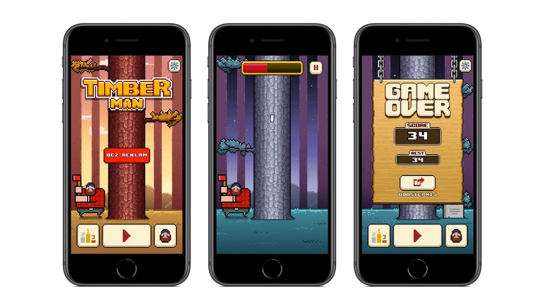 Przegląd wciągających gier typu arcade prosto z App Store – odcinek drugi