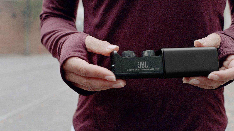 JBL prezentuje Under Armour True Wireless Flash X