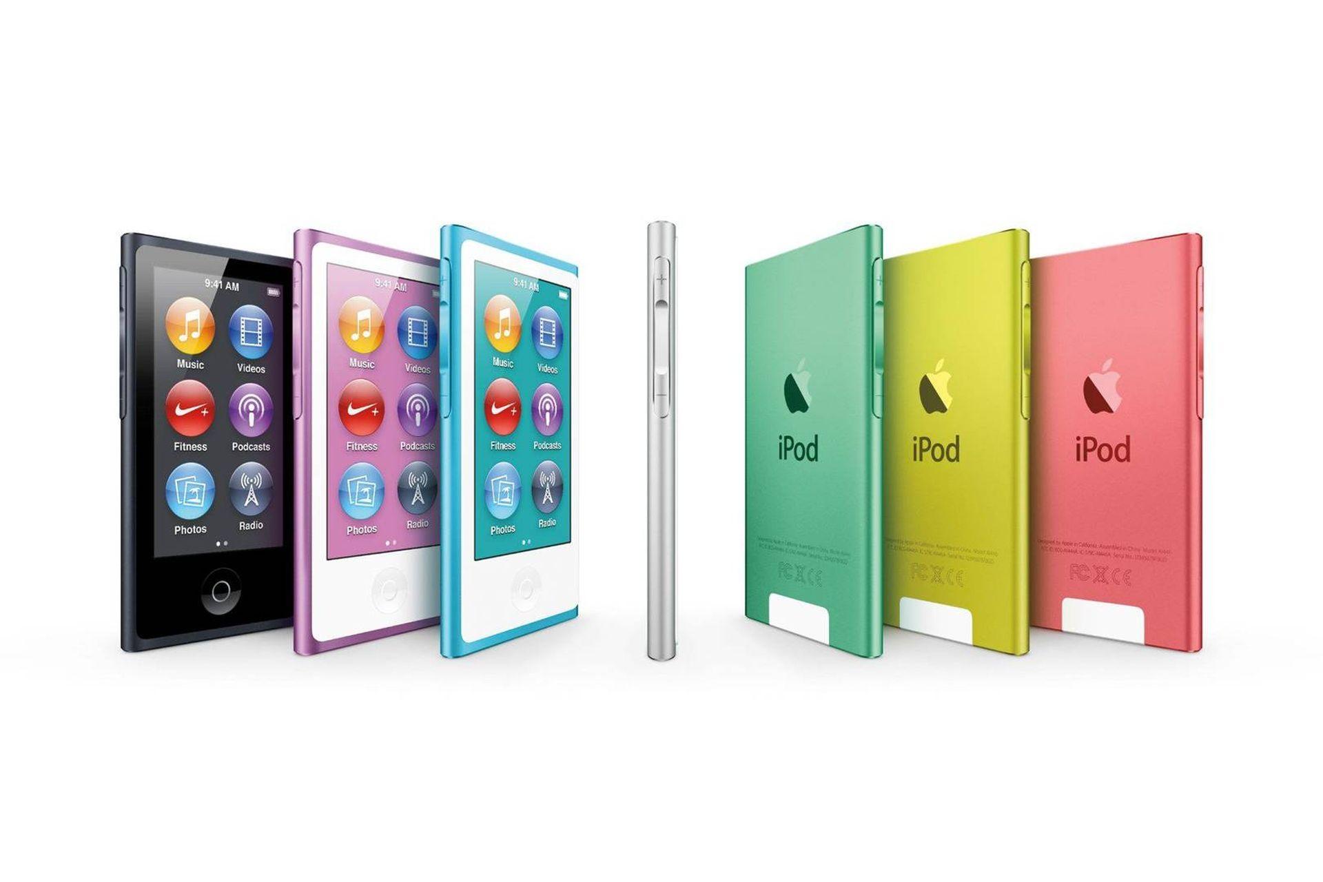 Na listę produktów przestarzałych trafi iPod Nano z 2015 roku