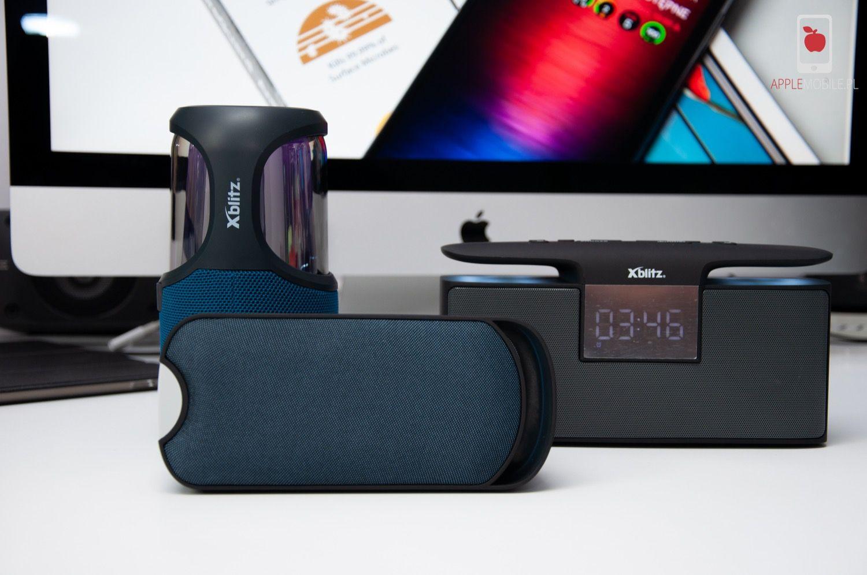 Nowa linia głośników mobilnych Xblitz – JOY | HARMONY | GLOW – Recenzja porównawcza