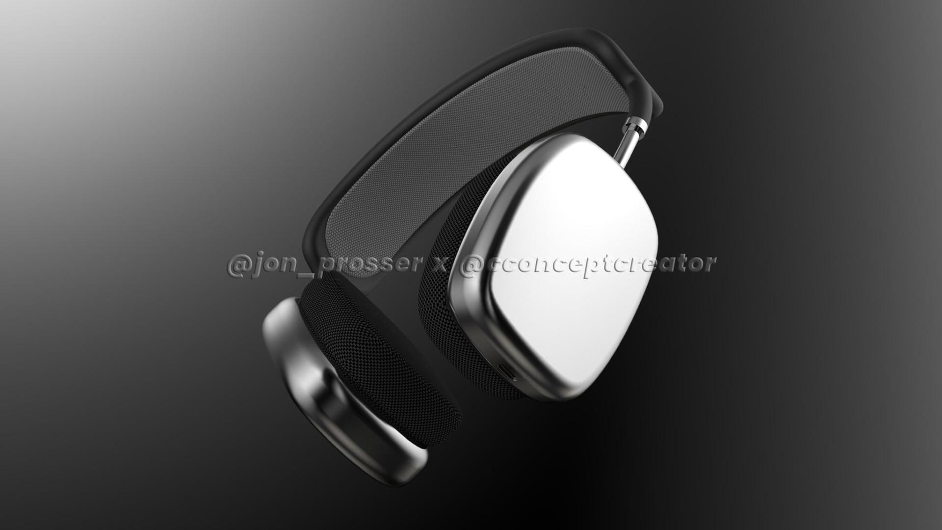 Informacje na temat cen nowych słuchawek AirPods Studio