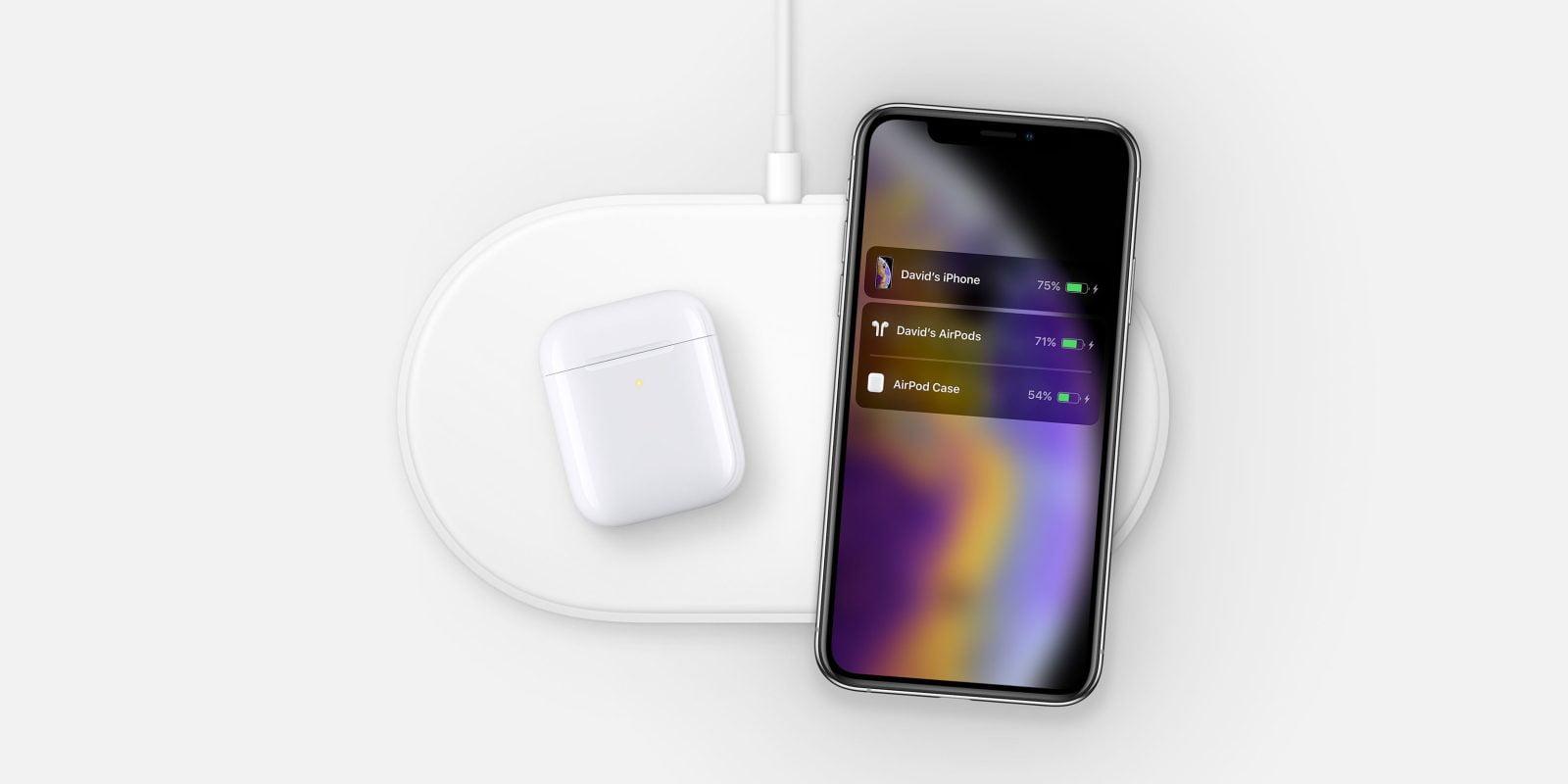 Prototyp magnetycznej ładowarki Apple na zdjęciach