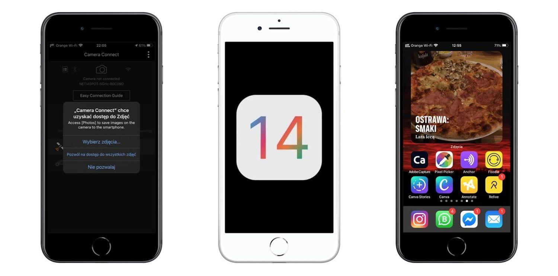 iOS 14 – dwanaście nowości w aplikacji Zdjęcia