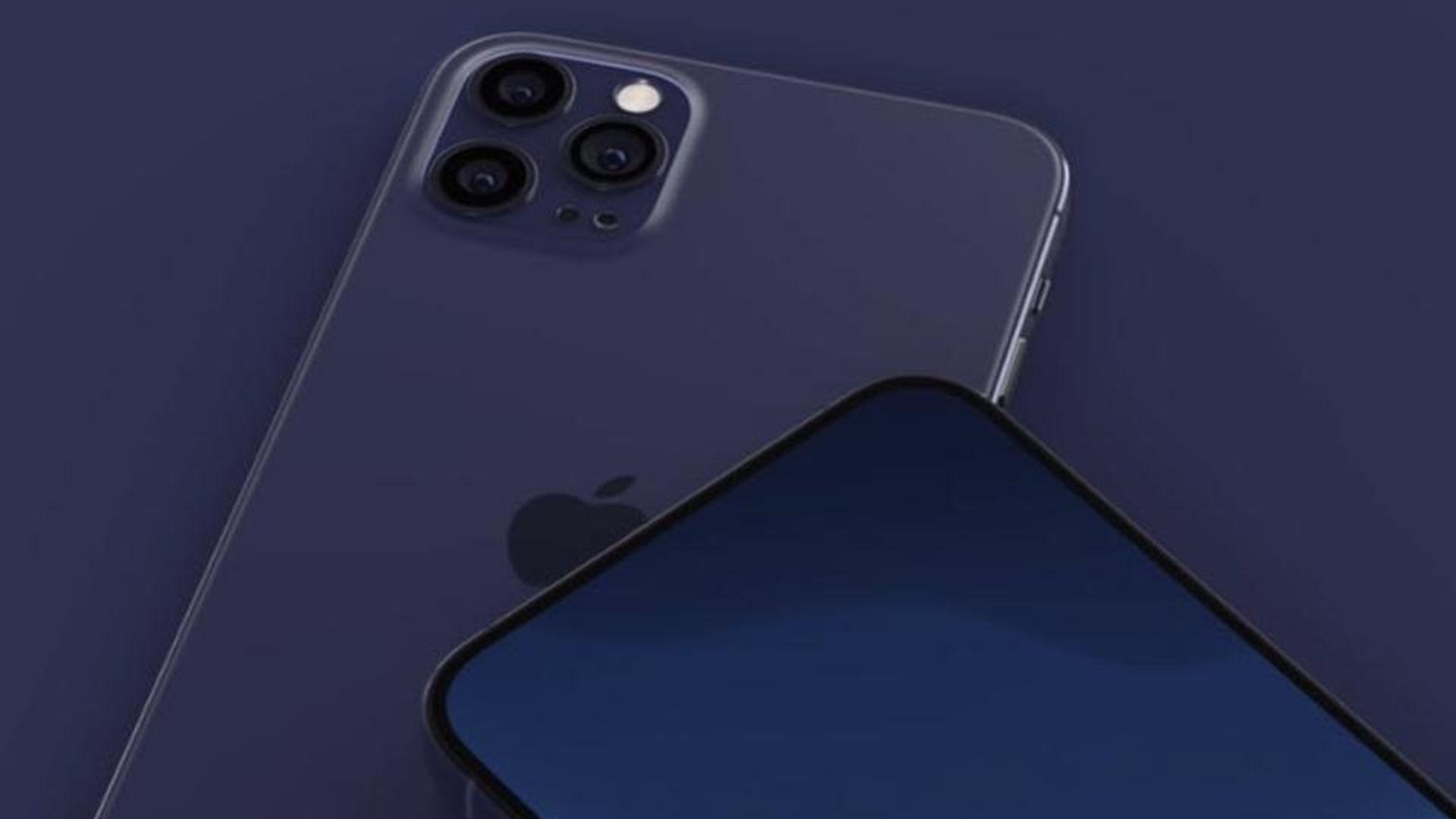 iPhone 12 Pro być może będzie dostępny w kolorze ciemnoniebieskim