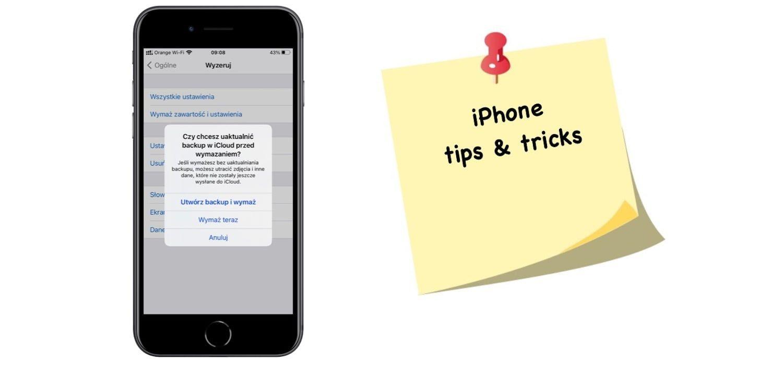 Jak zrobić kopię zapasową iPhone'a bez użycia iTunes