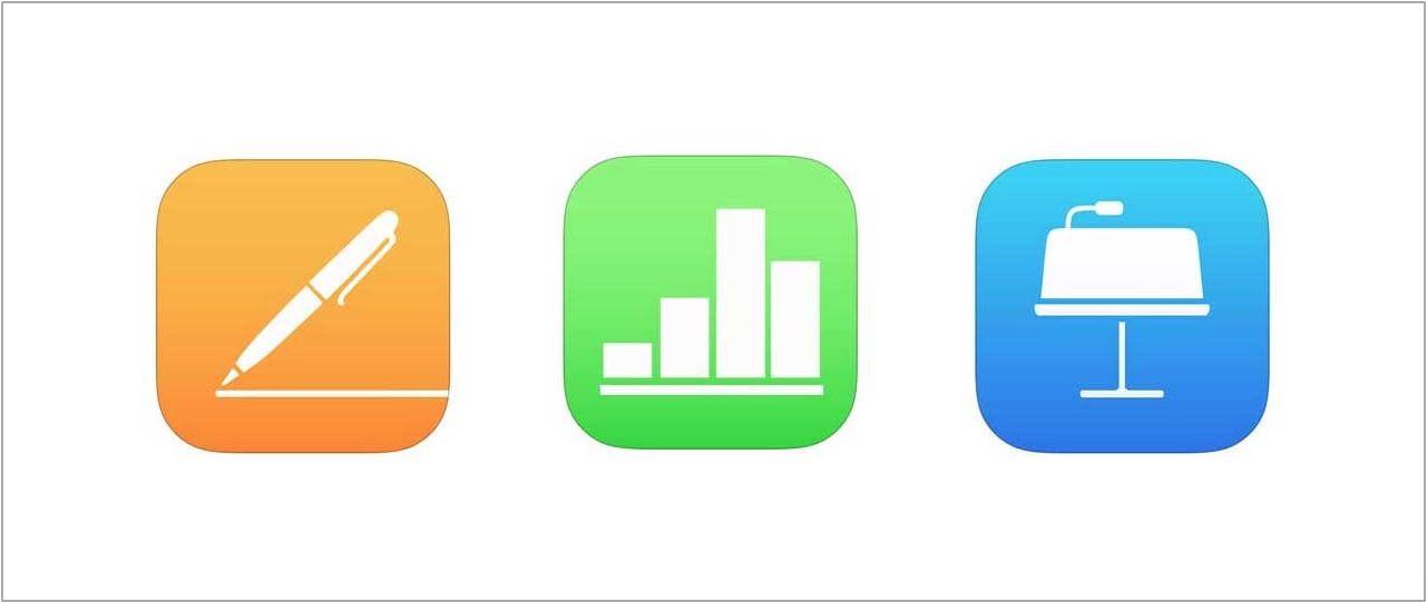 Apple aktualizuje aplikacje z pakietu iWork na iOS