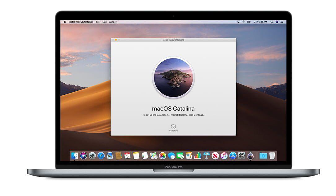 Firma Apple udostępnia aktualizacjęmacOS 10.15.6 z poprawkami iCloud Drive i Wi-Fi