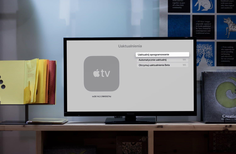 Nowości w tvOS 14 i krótka historia systemu tvOS dla Apple TV