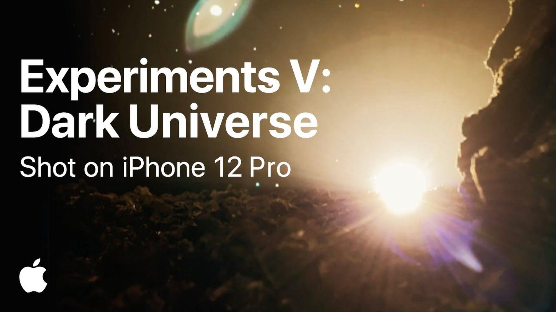 Dostępna nowa reklama iPhone'a 12 Pro z serii Experiments