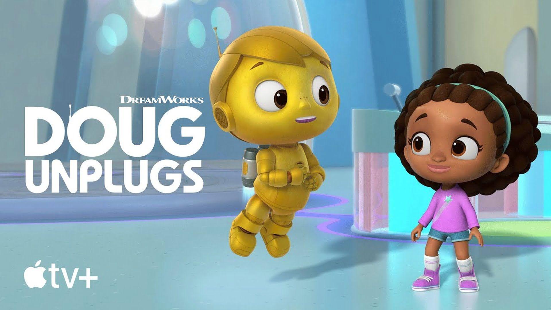 """Dostępny pierwszy zwiastun serialu animowanego """"Doug Unplugs"""""""