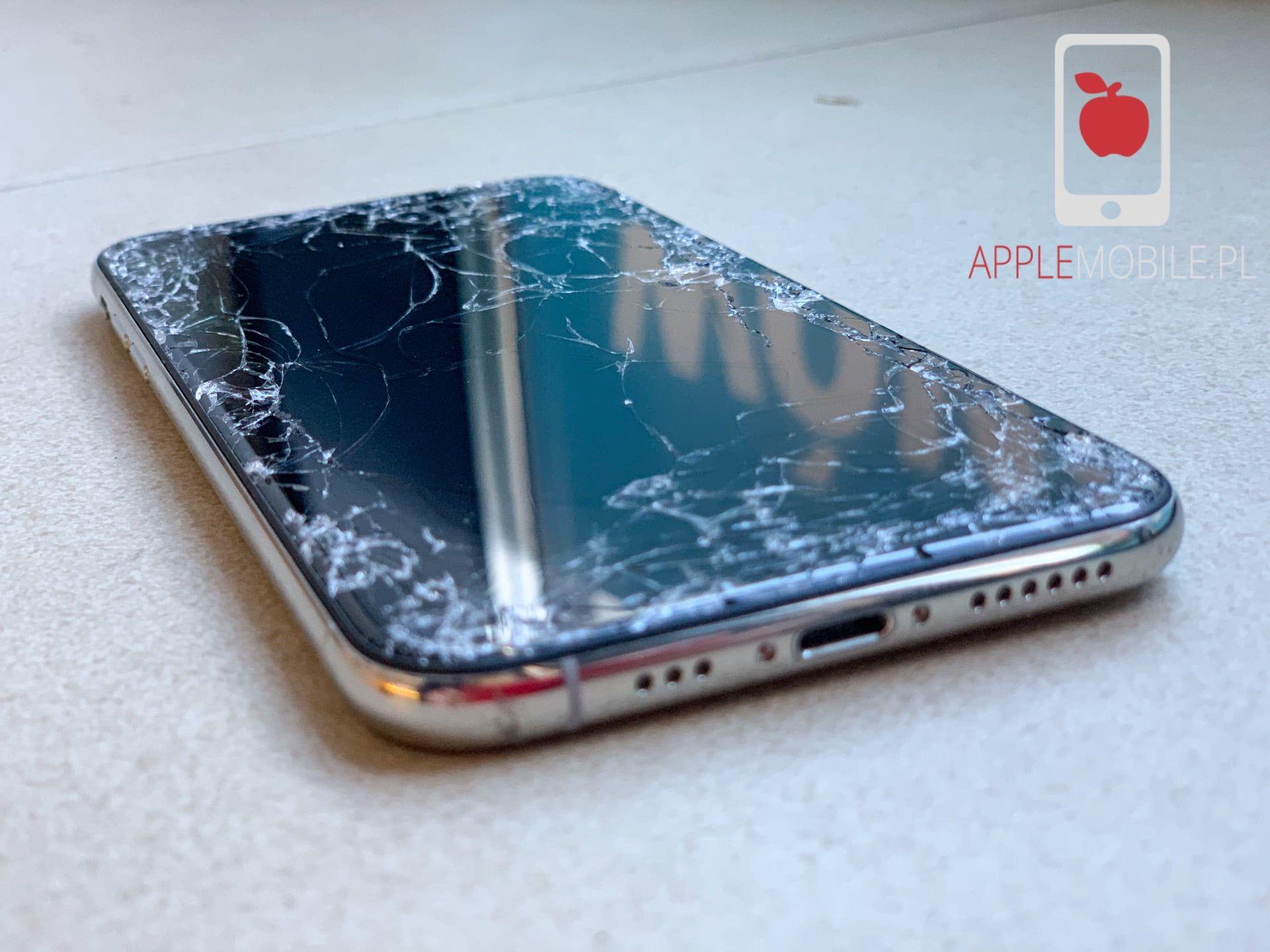 Ile kosztuje wymiana szybki w iPhone?