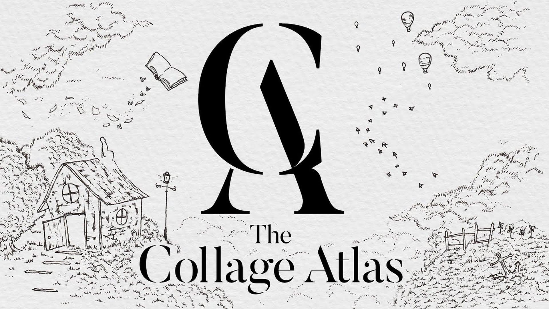 """Nowa gra """"The Collage Atlas"""" dostępna w usłudze Apple Arcade"""