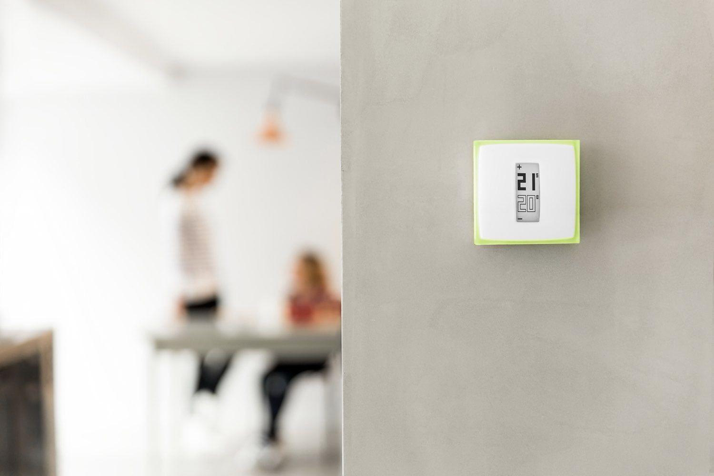 Netatmo prezentuje inteligentny termostat modulacyjny dla kotłów OpenTherm