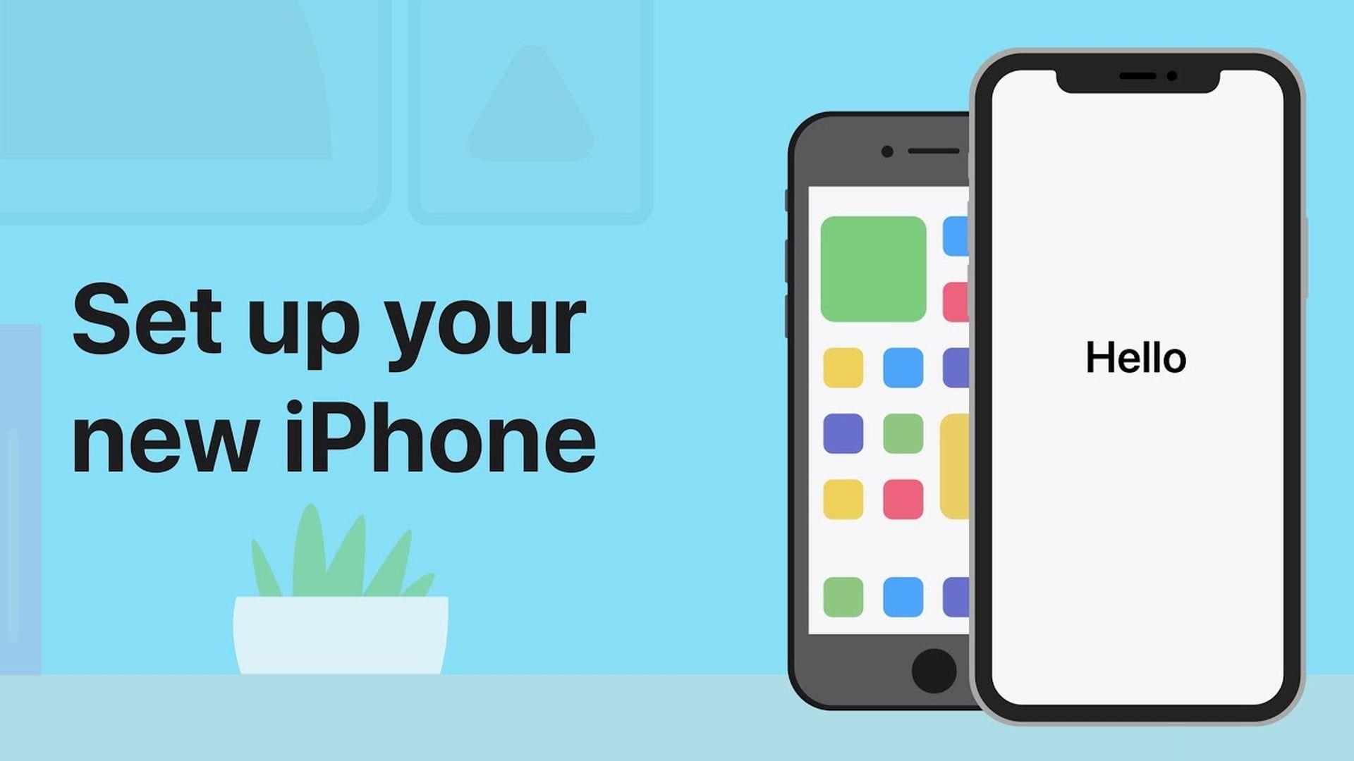 Poradnik Apple: W jaki sposób skonfigurować nowego iPhone'a