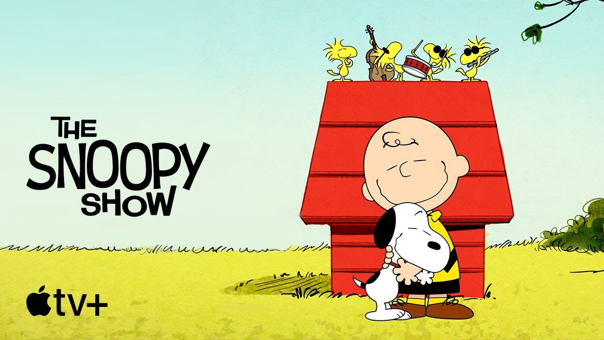 "Teaser serialu animowanego ""The Snoopy Show"" z Apple TV+"