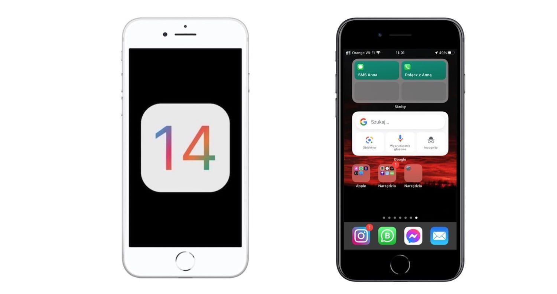iOS 14 – jak zrobić widżet Ulubione znany z poprzednich wersji systemu iOS