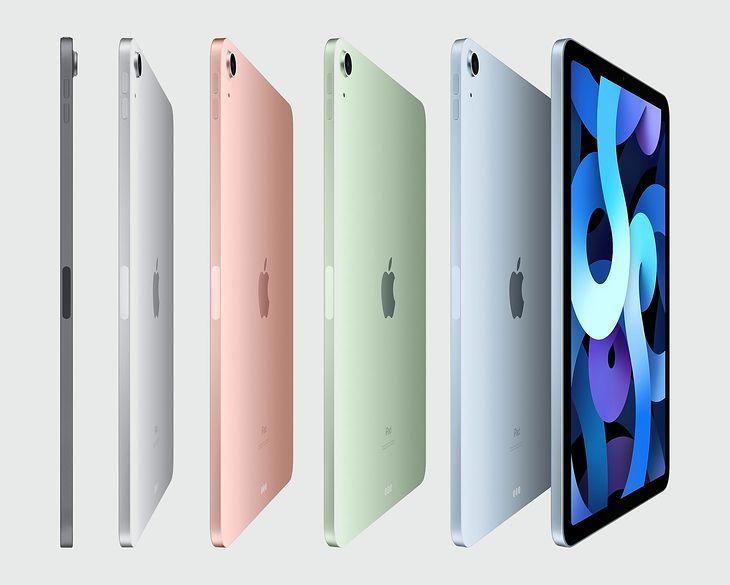 Pierwszy unboxing nowego iPad'a Air 4