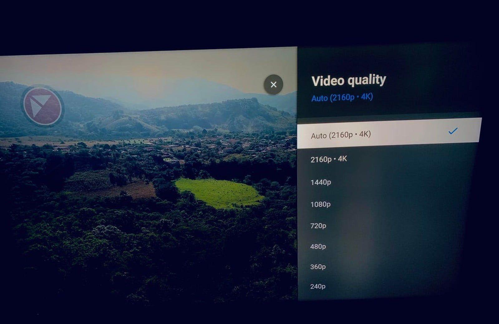 Aplikacja YouTube wprowadza obsługę4K na Apple TV