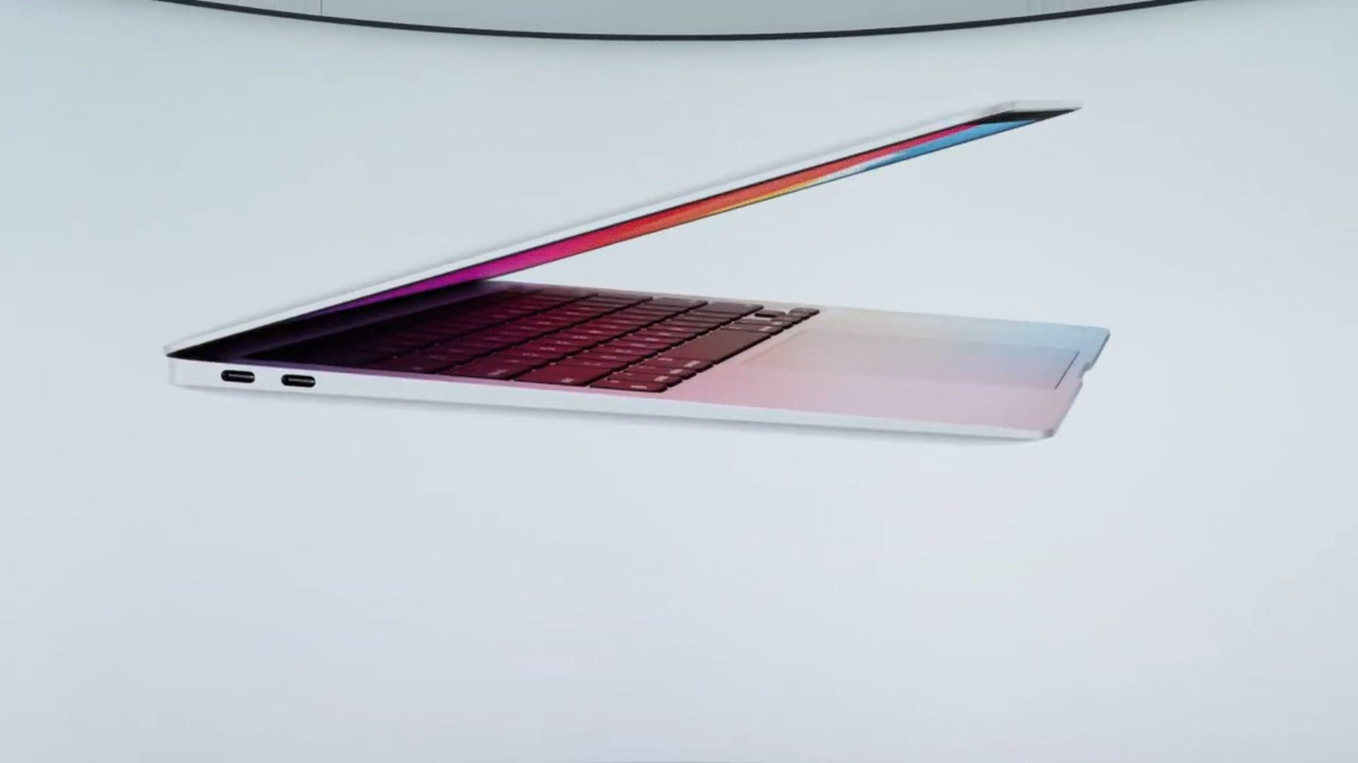Firma Apple pokazała nowy model komputera MacBook Air