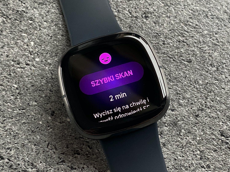 Recenzja Fitbit Sense – najbardziej zaawansowany medycznie zegarek na świecie!