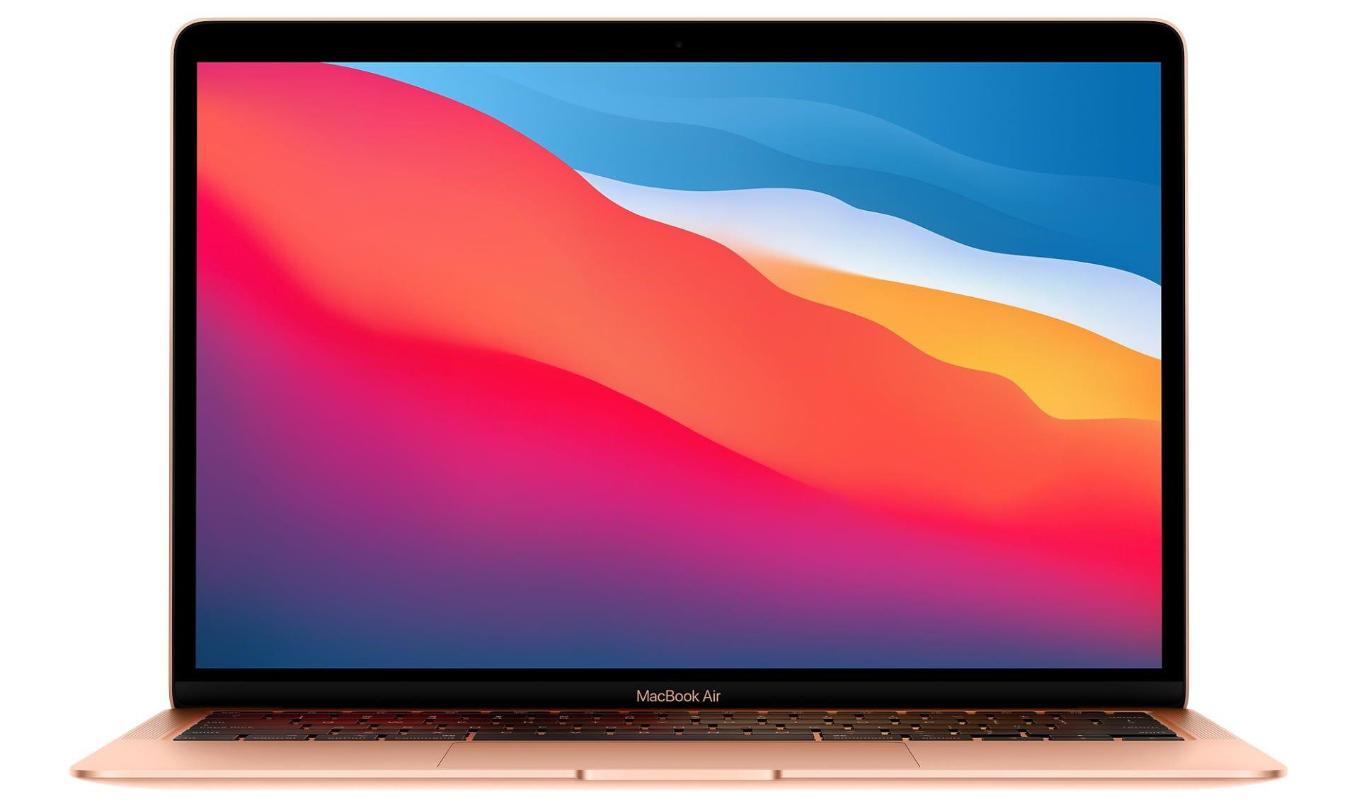 Nowe klawisze funkcyjne w najnowszym MacBooku Air