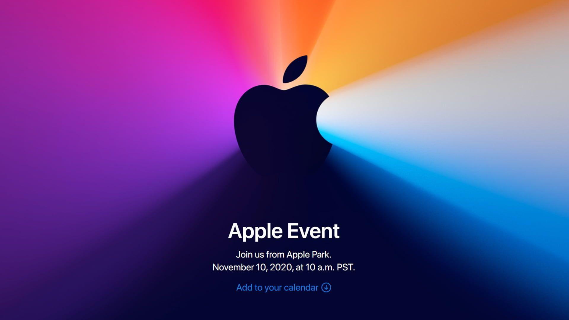 Oficjalnie zapowiedziana przez Apple nowa konferencja