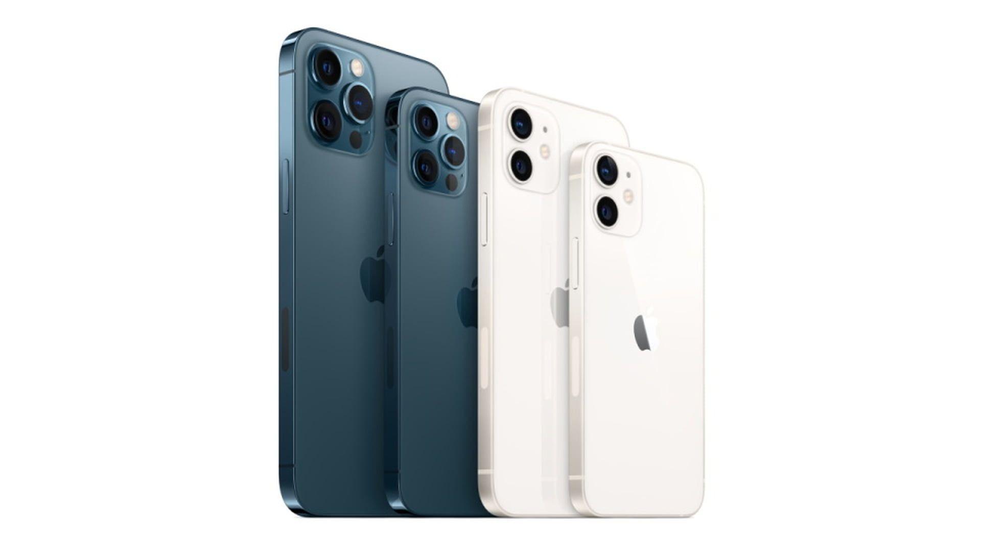 Bardzo duża popularność iPhone'ów z serii 12 w USA